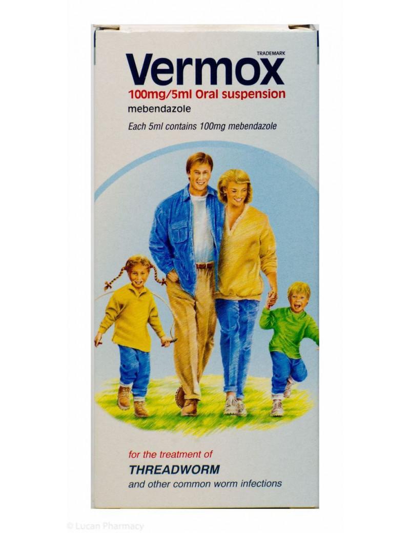 Vermox Suspension