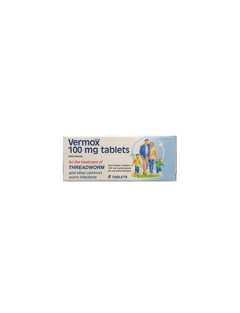 Vermox Tablets