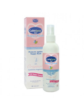 CaldeSpray for Nappy Rash