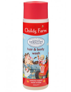 Childs Farm Hair & Body Wash