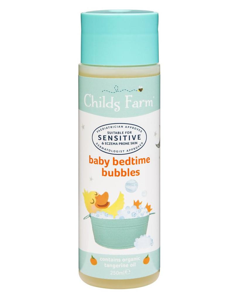 Childs Farm Sensitive Bedtime Bubbles