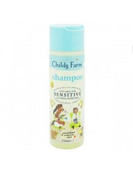 Childs Farm Sensitive Shampoo Aqua Blue