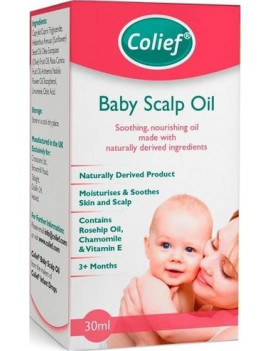 aa66eb59c Colief Baby Scalp Oil