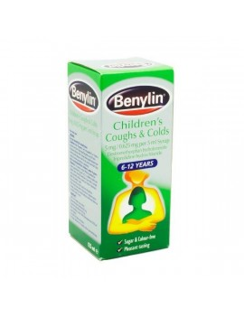 Benylin Children Coughs + Colds