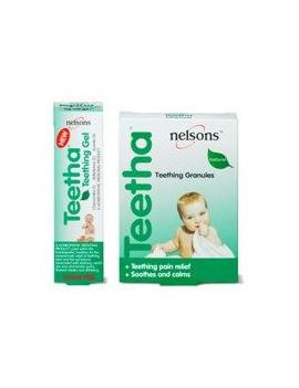 Nelsons Teetha Granules and Gel
