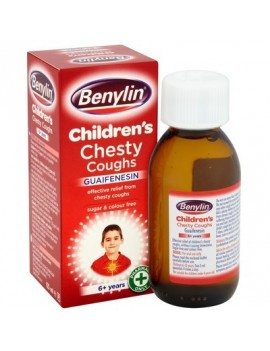 Benylin Childrens Chesty Coughs