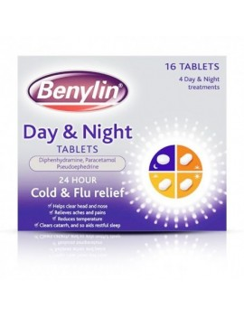 Benylin Day And Night