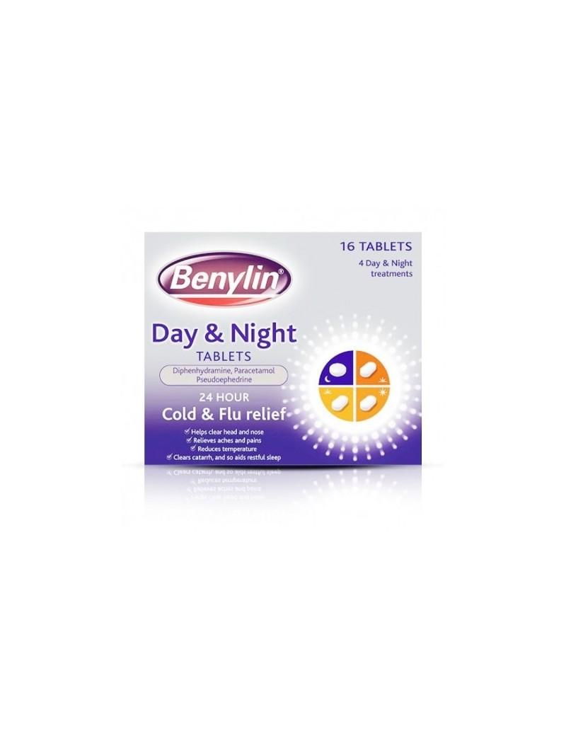 Benylin Day And Night