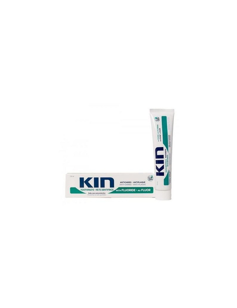 Kin Toothpaste with Fluoride