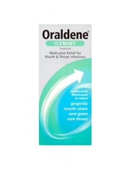 Oraldene Mouthwash Icemint