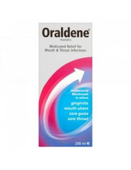 Oraldene Mouthwash Orginal
