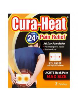 Cura Heat Back Patch