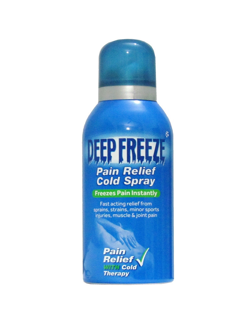 Deep Freeze Spray