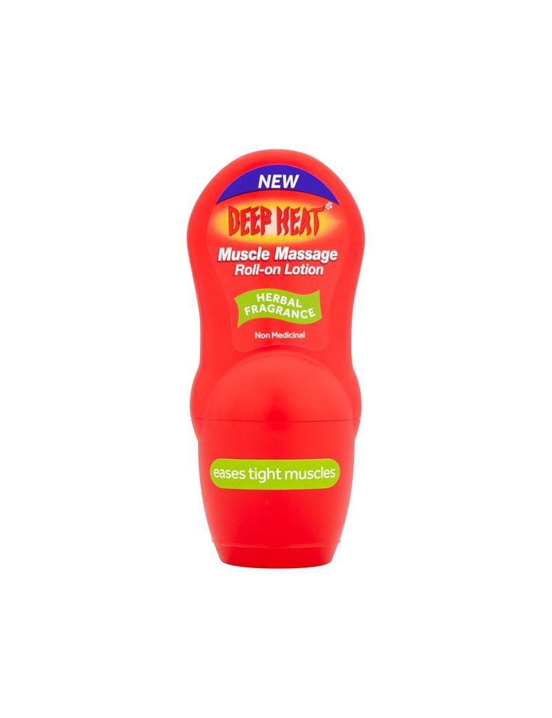 Deep Heat Massage Roll On