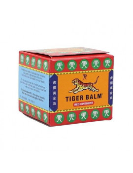 Tiger Balm Red Strong