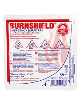 Burnshield Emergency Burncare 10cmX10cm