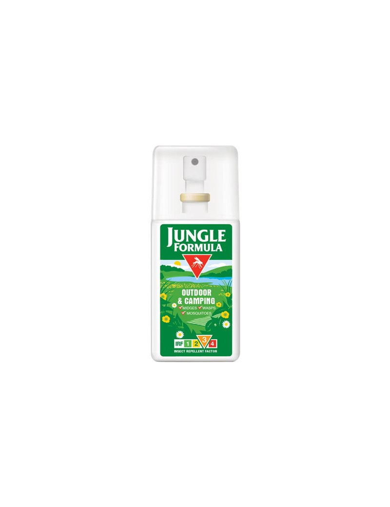 Jungle Formula Outdoor and Camping
