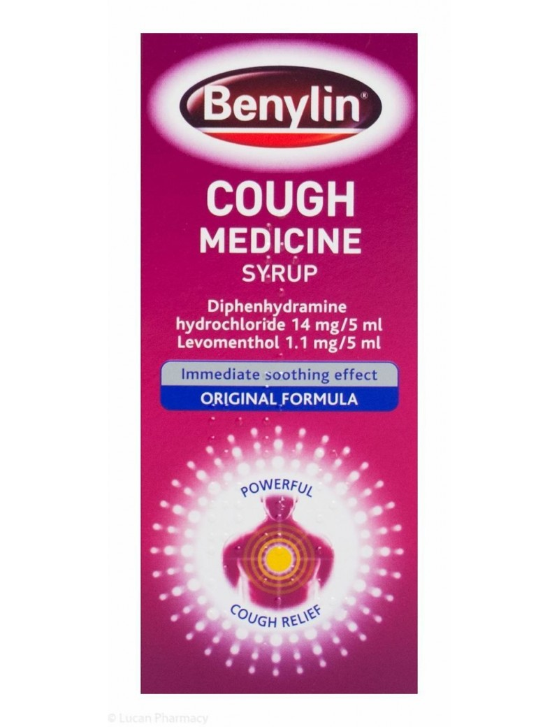 Benylin Traditional Cough Syrup