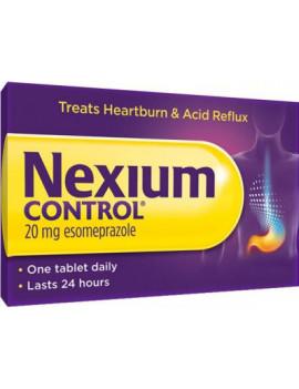 Nexium Control 20mg Tablets