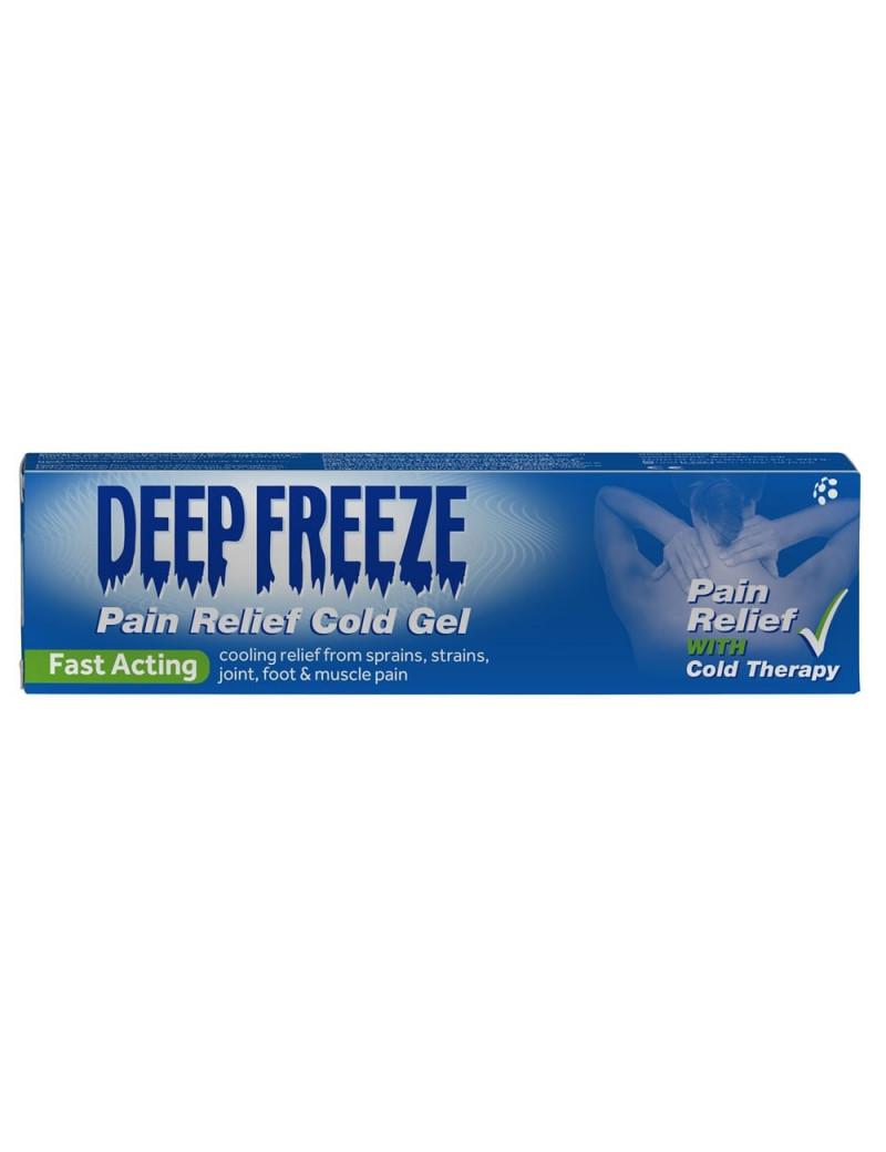 gel Deep review throat