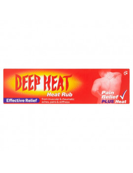 Deep Heat Cream