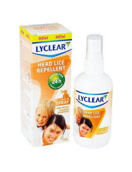 Lyclear Head Lice Repellent