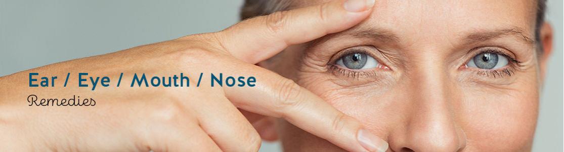 Ear / Eye / Mouth / Nose