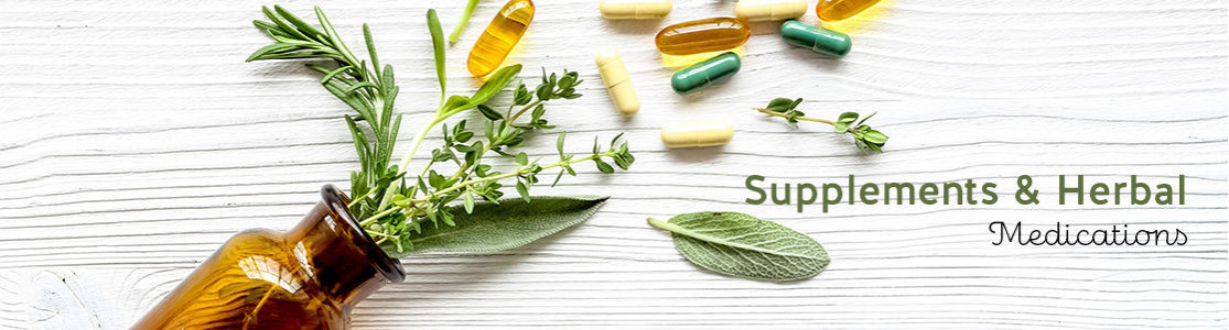 Supplements and Herbal