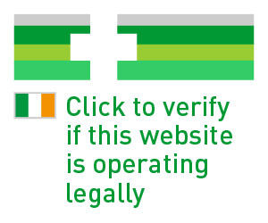 Common logo for Internet Supply of Non-Prescription Medicines Ireland